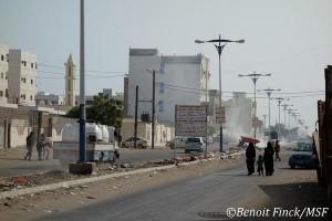 Malak Yemen Street Scene