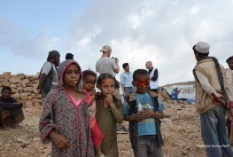 Many schools in Yemen have closed because of the fighting