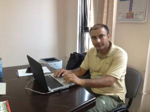 surendra in office