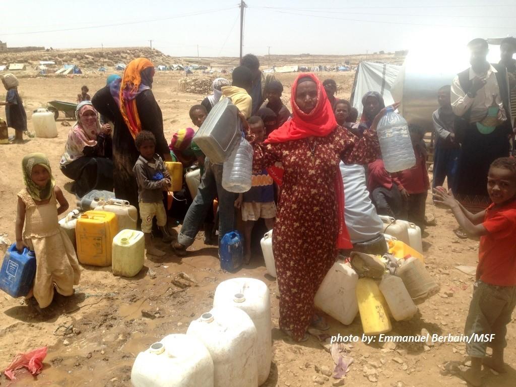 Malak Yemen Refugees